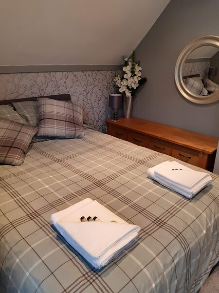 2 Bed cottage in the centre of Brodick, Isle of Arran, vacation rental in Kildonan