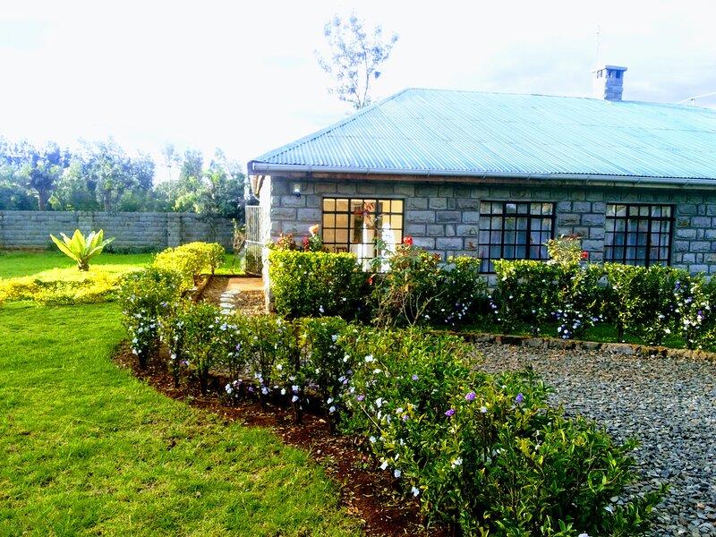 Green Leaves Homestay, Nanyuki, Laikipia County, Kenya, alquiler de vacaciones en Provincia del valle del Rift
