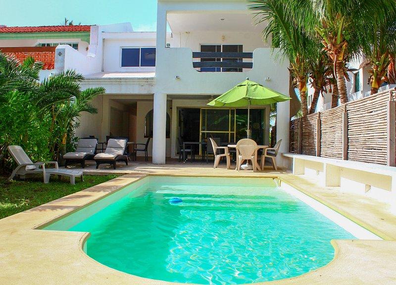 Casa Chacato, vakantiewoning in Yucatan