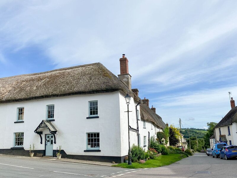 Sheepwash Square House, holiday rental in Beaworthy