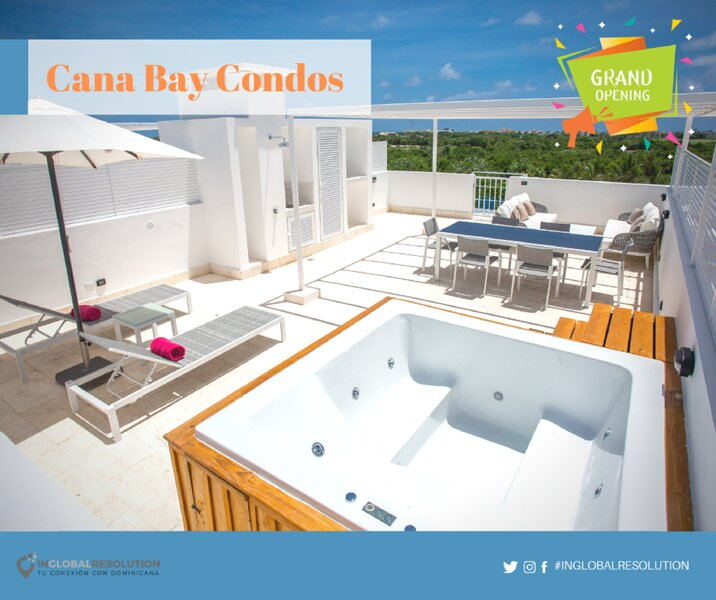 Penthouse Cana Bay 01 Playa Bavaro Punta Cana, holiday rental in Palmilla