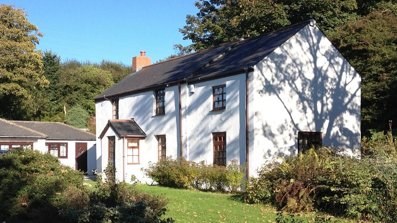 HH Tappard Cottage, Fraddam, Ferienwohnung in Connor Downs
