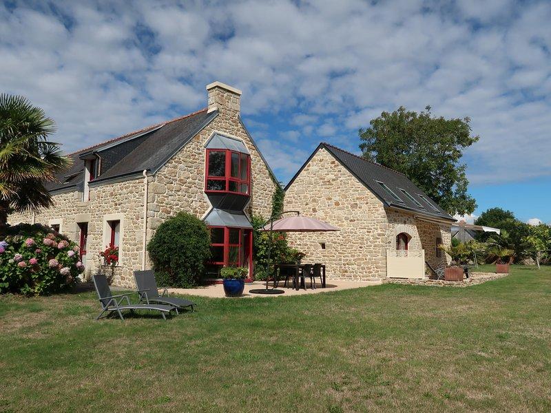 Camélia (PAB101), location de vacances à Saint-Jean-Trolimon