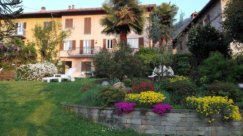 Giardino, vacation rental in Porto Valtravaglia