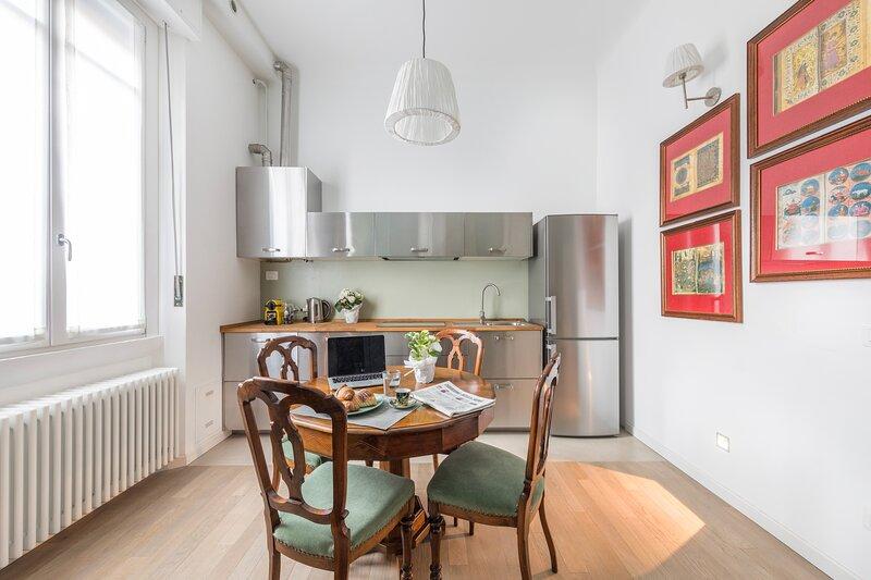 Appartamento zona NoLo, location de vacances à Carpenzago