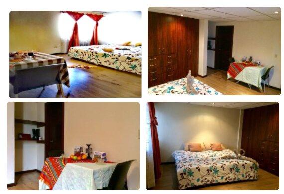 Casa de Huéspedes Tu parada en Cuenca, casa vacanza a Provincia di Azuay