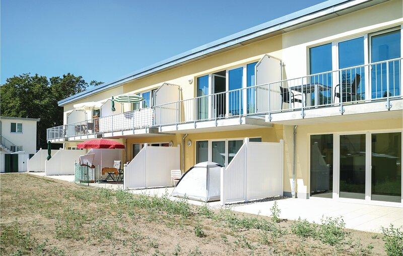 Beautiful home in Gelbensande with 1 Bedrooms (DMK655), holiday rental in Klockenhagen