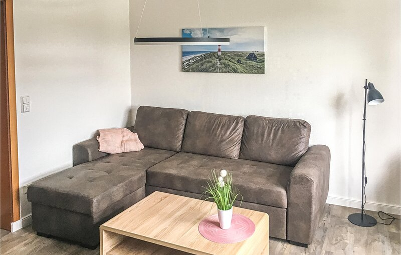 Stunning apartment in Börgerende with 1 Bedrooms (DMK773), holiday rental in Admannshagen-Bargeshagen