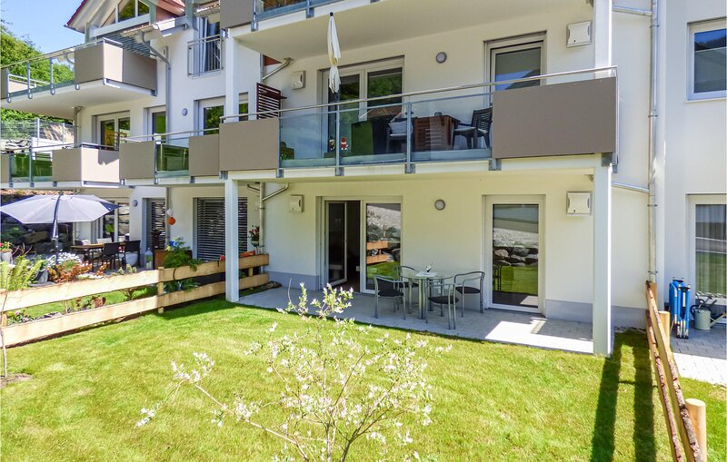 Awesome apartment in Pfronten with WiFi and 1 Bedrooms (DBA270), vacation rental in Nesselwang