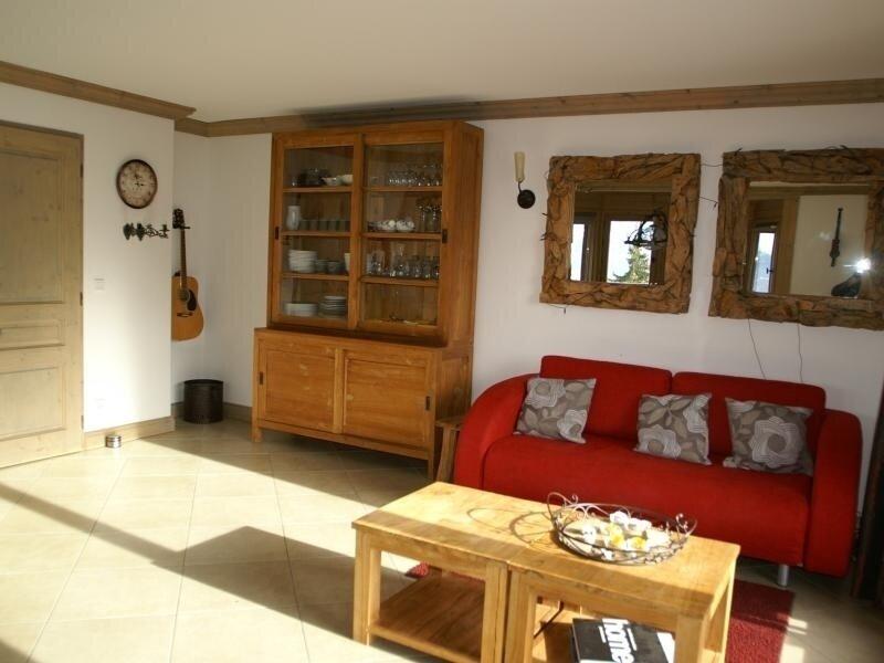 3 pièces cabine haut de gamme au pied des pistes, holiday rental in Prapoutel