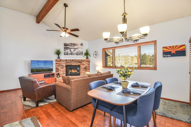Walnut Hills Get-Away, At Continental Country Club, holiday rental in Flagstaff
