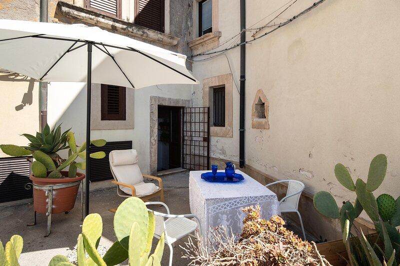Casa Nizza - Siracusa, Ferienwohnung in Isola di Ortigia