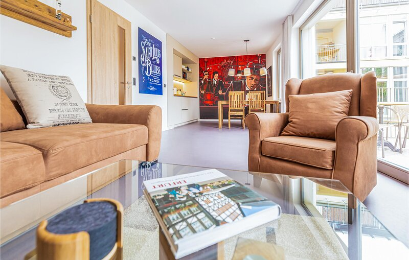 Stunning apartment in Erfurt with WiFi and 1 Bedrooms (DTH928), vacation rental in Erfurt