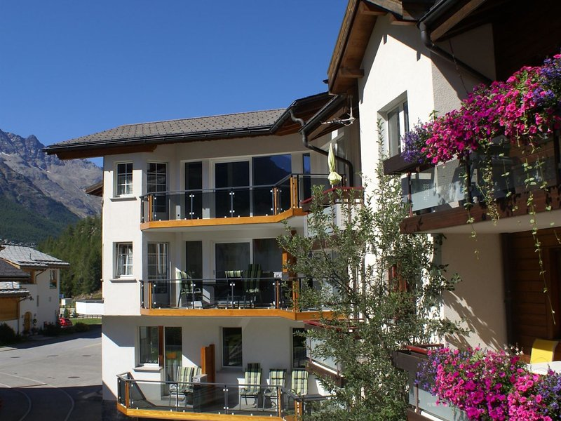 Haus Alpenrose, holiday rental in Fornarelli