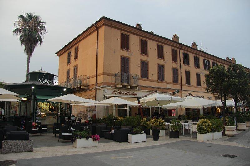 Ex Dogana Home Fiumicino, vacation rental in Focene