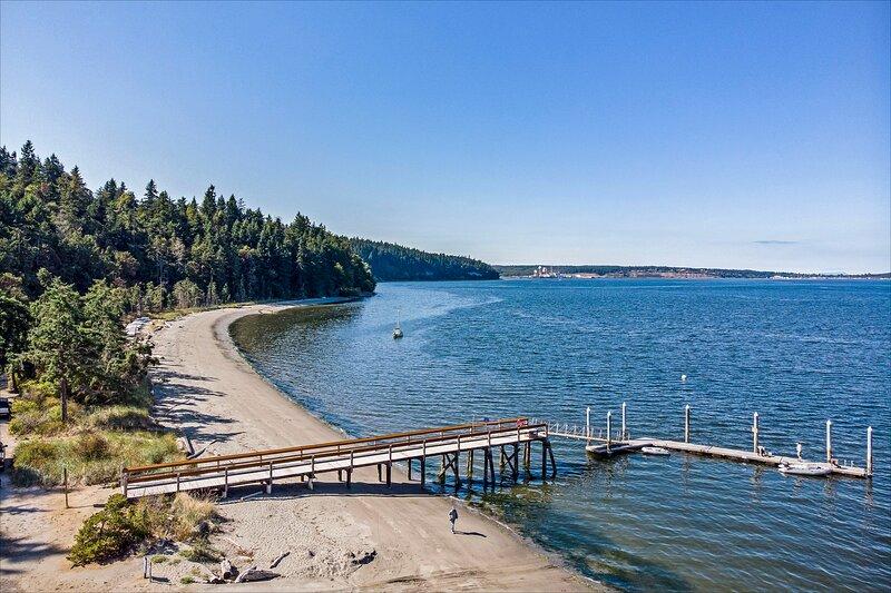Beach Reach Townhome at Kala Point, location de vacances à Gardiner