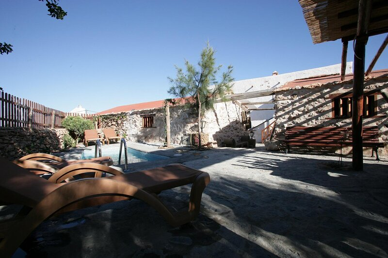 Charming Country house Tuineje, Fuerteventura, holiday rental in Valles de Ortega