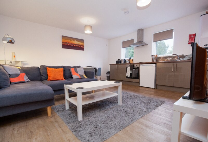 SAV Apartments Leicester - 2 Bed Flat Regent Road (Flat 14), vacation rental in Church Langton