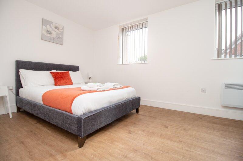 SAV Apart Leicester -2 Bed Luxury Flat-Regent Road (Flat 17), vacation rental in Church Langton