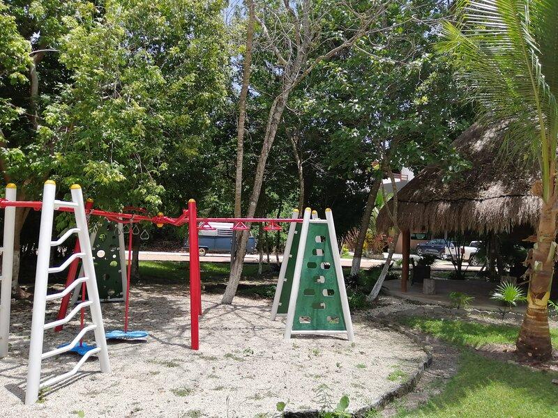Kids Park inside the residential