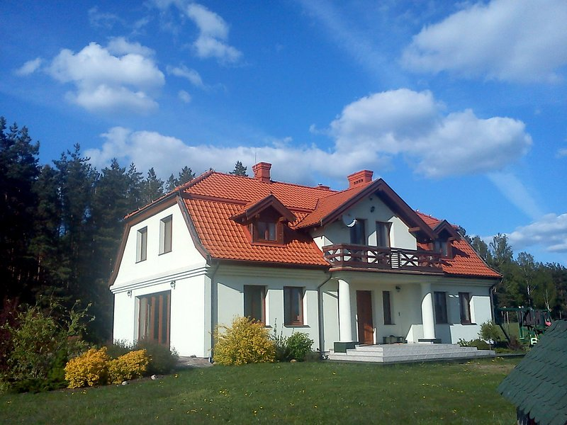 Jakunówko, holiday rental in Ogonki