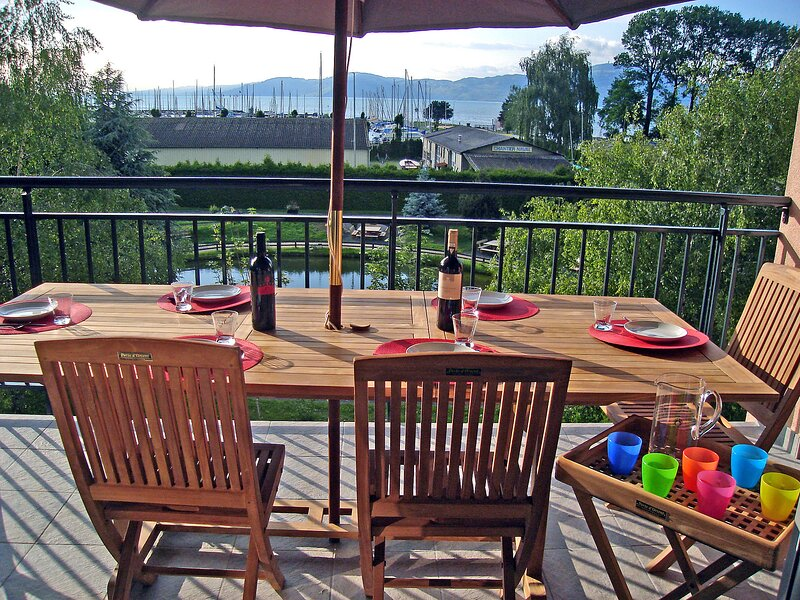 Apt P5/3 - Résidence Cook, holiday rental in Caux