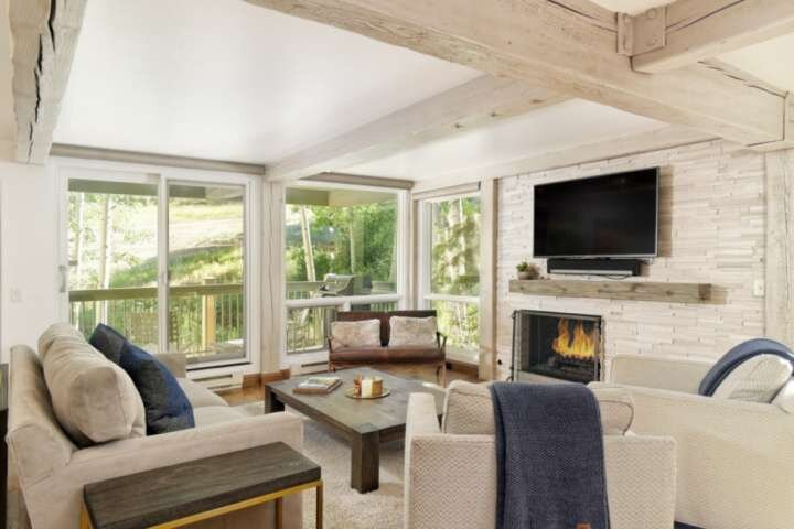 Stunning Top Of The Village Condo On Snowmass Mountain. Balcony, Gas FP, Outdoor, location de vacances à Marble