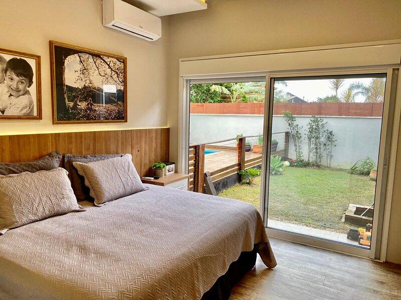 Casa Alto Padrão em Residencial Florianópolis, alquiler de vacaciones en Praia Brava
