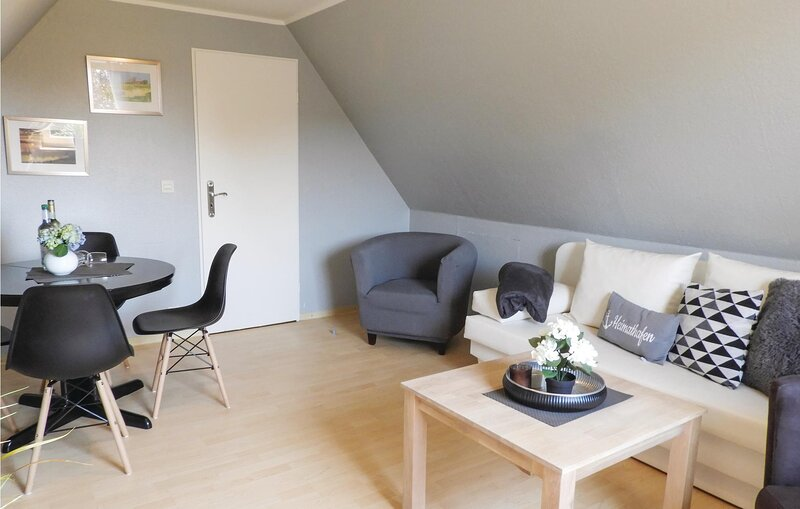 Nice apartment in Dagebüll with WiFi and 1 Bedrooms (DSH386), casa vacanza a Ockholm