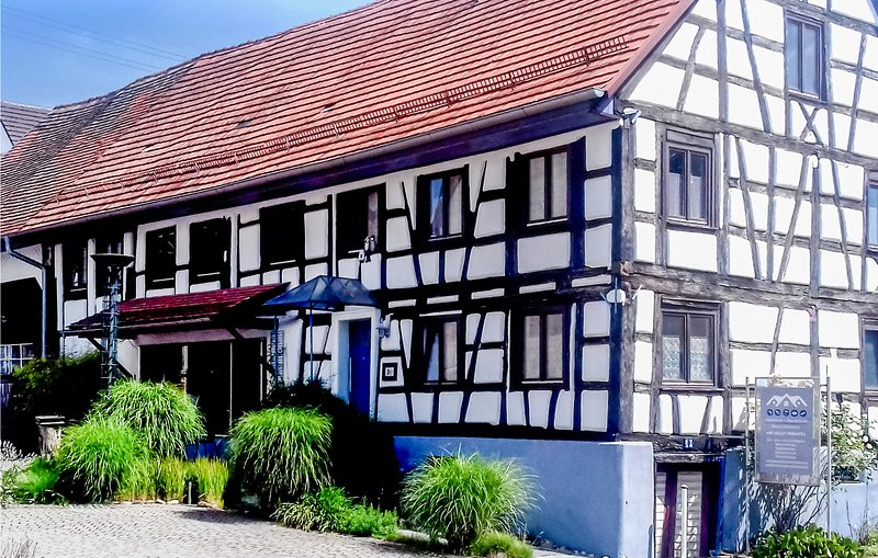 Amazing home in Gottmadingen with WiFi and 4 Bedrooms (DBW130), holiday rental in Canton of Schaffhausen