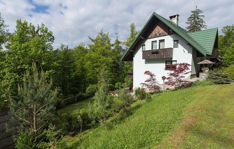 Nice apartment in Idrija with Sauna, WiFi and 1 Bedrooms (SER131), holiday rental in Idrija