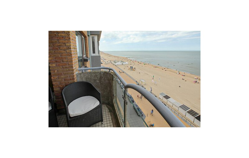 Stunning apartment in Oostende with WiFi and 2 Bedrooms (BVA280), location de vacances à Ostende