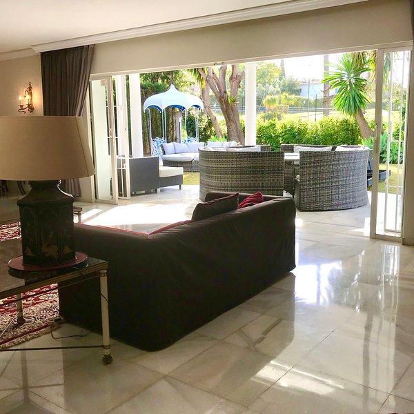 Villa on the Fairway at Guadalmina Golf, holiday rental in San Pedro de Alcantara
