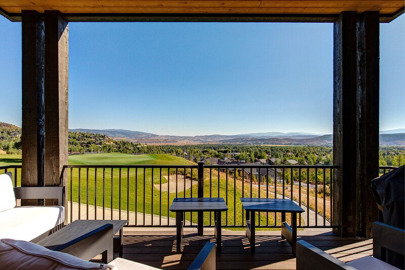 Stunning Views from this Property