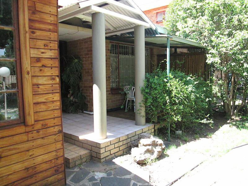 Nice Family Room with Bunk Beds and kitchenette, alquiler vacacional en Free State