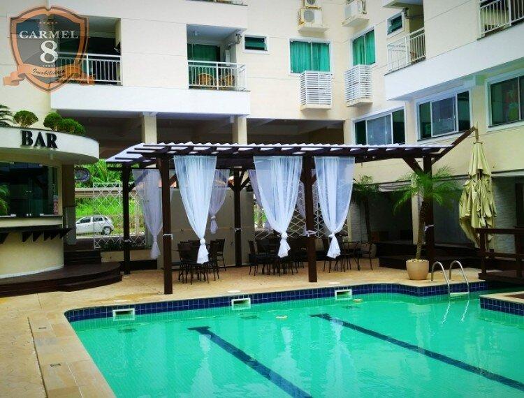 Apto 126 Resort Summer Beach Bombinhas, alquiler vacacional en Porto Belo