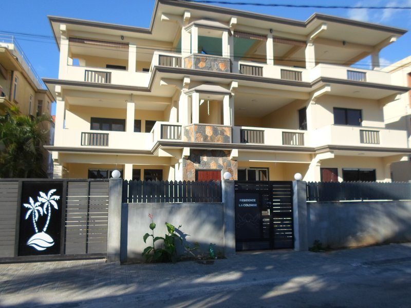 Residence Laolombe vacation Rentals, alquiler vacacional en Mont Choisy