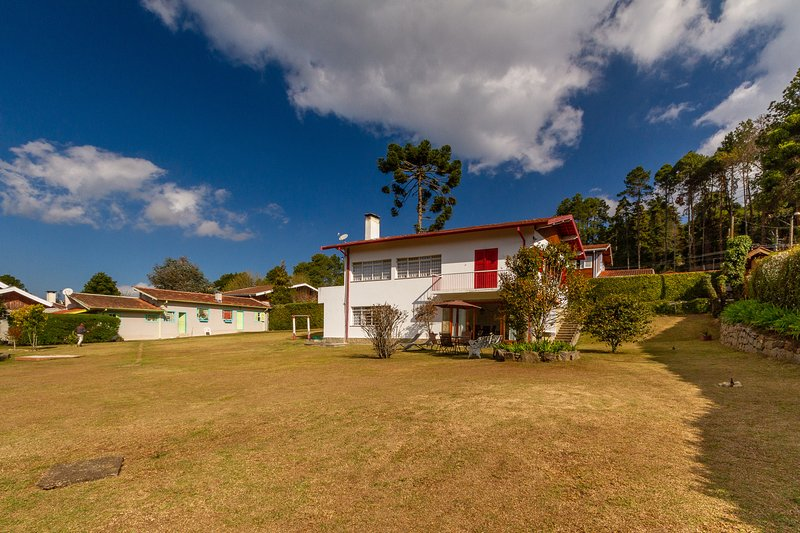 Cantinho do Céu, holiday rental in Campos Do Jordao