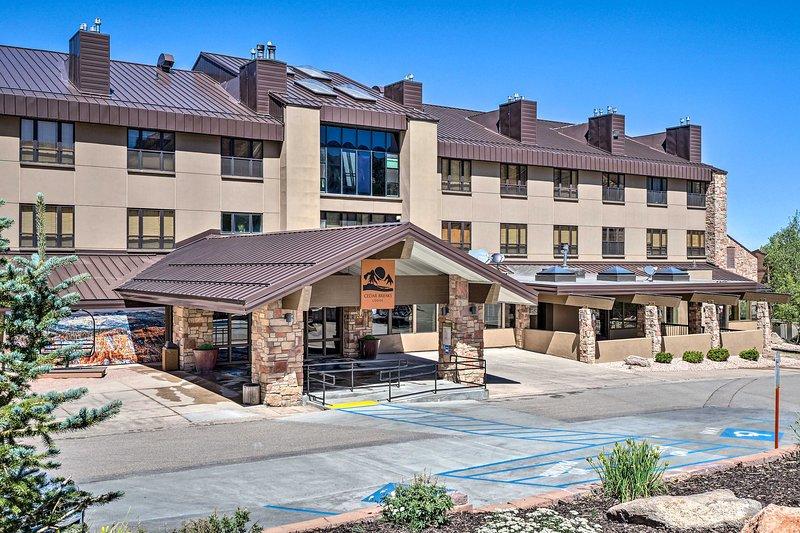 Welcome to Cedar Breaks Lodge!