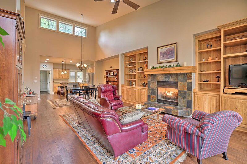 Experience upscale comforts in this Bend vacation rental!