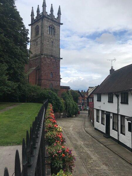 Historic Wesley House, location de vacances à Upton Magna