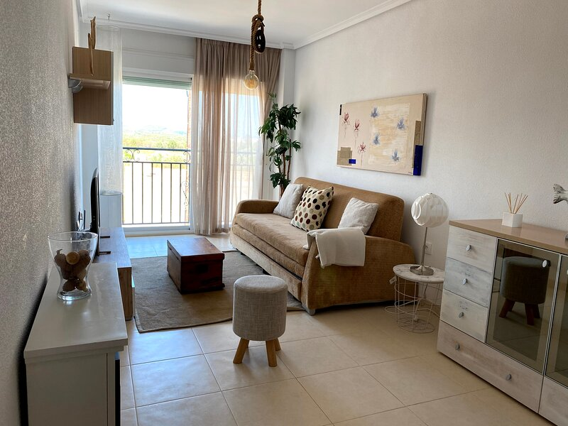 Dúplex en Torre la Sal/Marina D´or, 115 m2, wi-fi., holiday rental in Cabanes