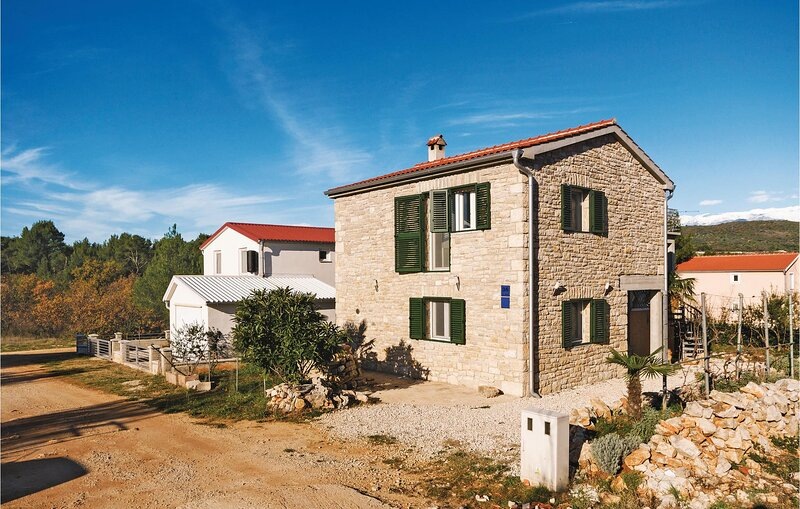 Amazing home in Posedarje with 2 Bedrooms (CDZ838), vacation rental in Posedarje