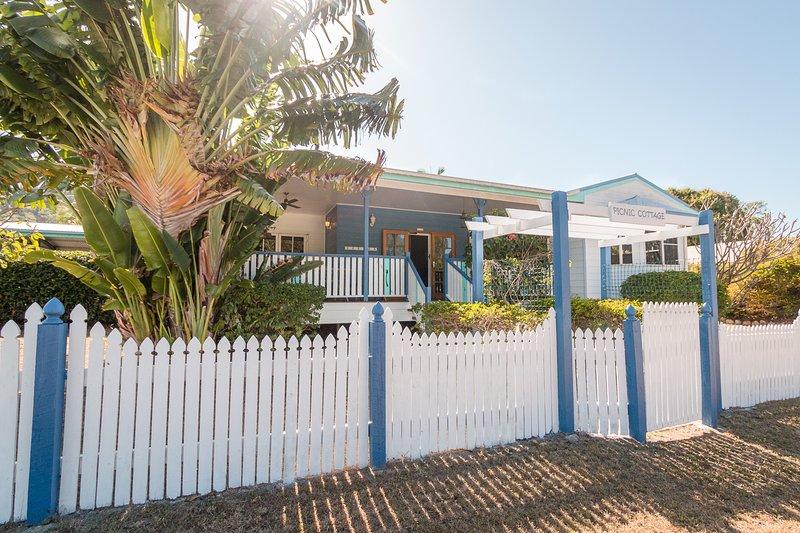 Picnic Cottage, casa vacanza a Picnic Bay