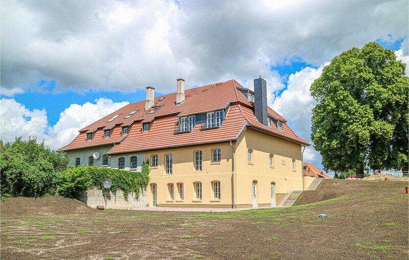 Amazing apartment in Kuhlen with WiFi and 1 Bedrooms (DMV487), aluguéis de temporada em Borkow