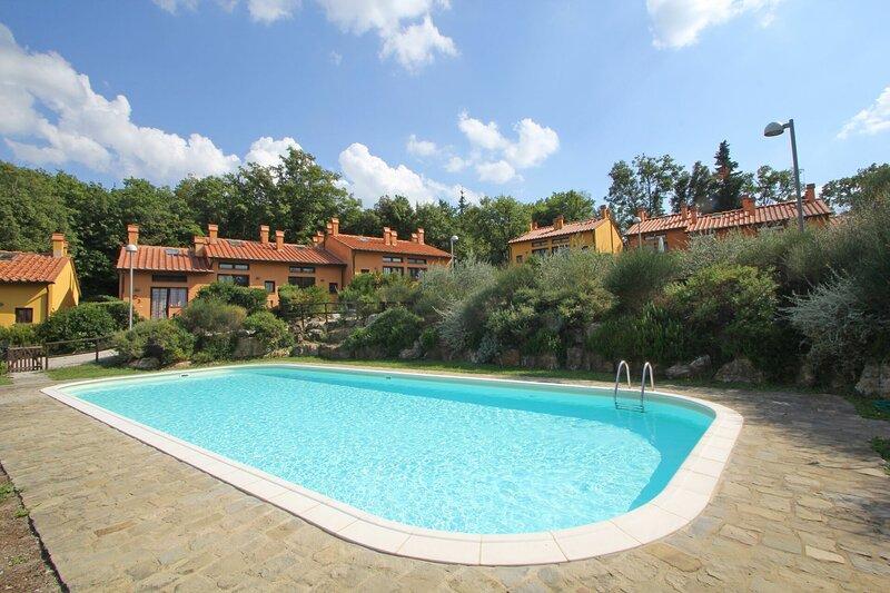 Borgo In Foresta - Casa Fungo, casa vacanza a Pancole