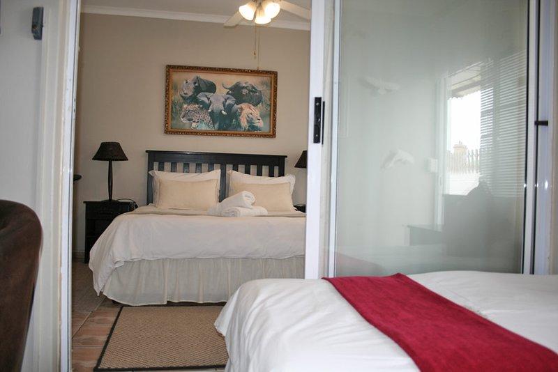 Room for 3 - Amarachi Guesthouse Spitzkoppe, Ferienwohnung in Swakopmund