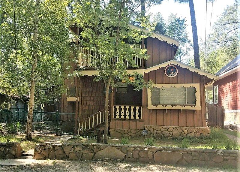 River Place  River Place Cabin - Cozy Cabins Real Estate, LLC., location de vacances à Ruidoso