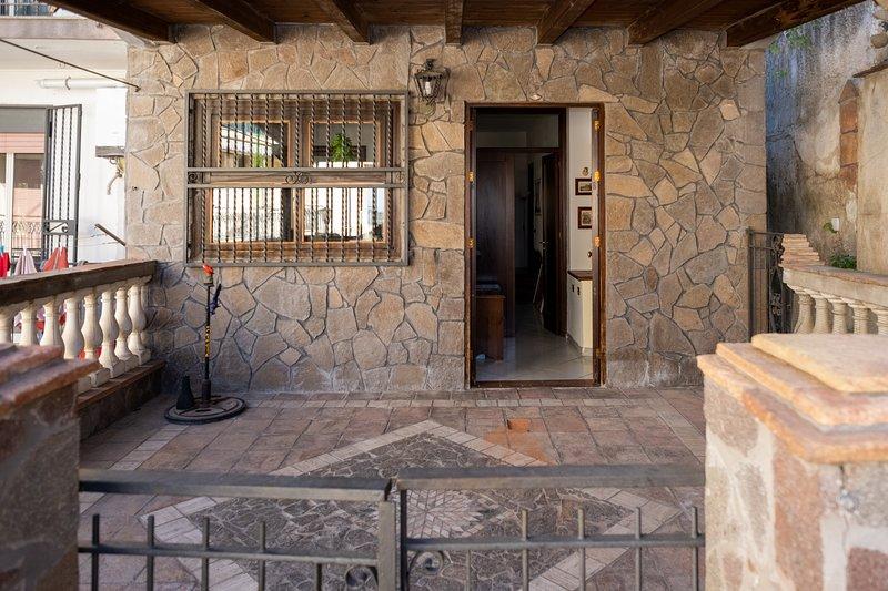 U zu Pippinu, holiday rental in Monreale