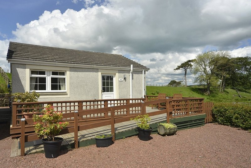 Dipper Holiday cottage, holiday rental in Lanark